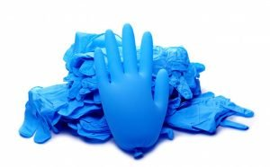 child-nitrile-latex-gloves-blue