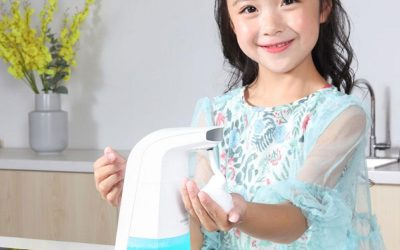 Best Automatic Sensor Foaming Liquid Soap and Sanitizer Dispenser Sold Online