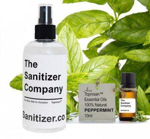 Sanitizer Company Toprosan 8 OZ Liquid
