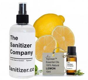Sanitizer Company Toprosan 8 OZ