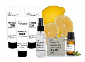 10ml Plant Based Essential Lemon Scented Oil