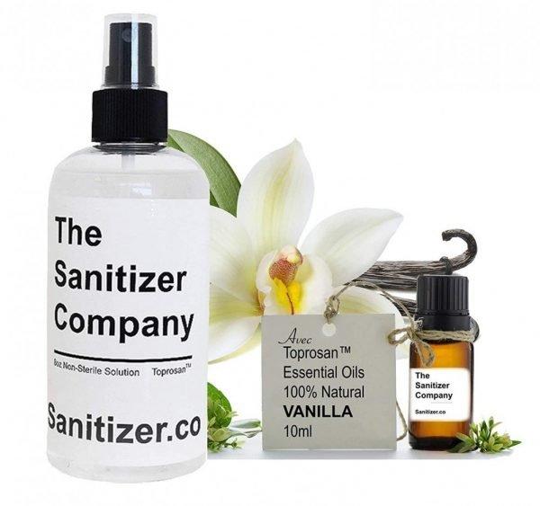 The Sanitizer Company Toprosan 8 OZ Liquid Spray
