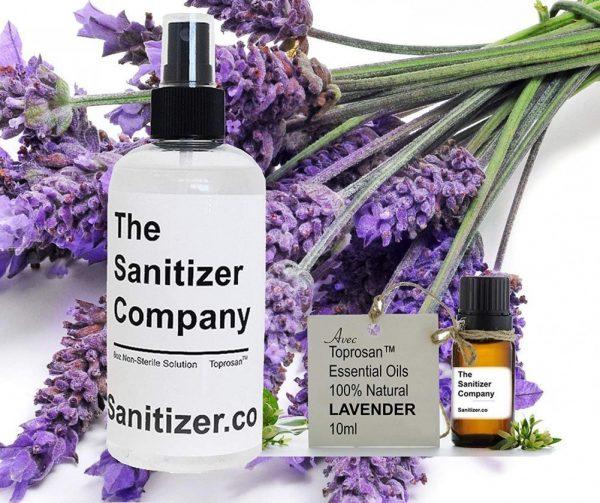 Toprosan 8 OZ Liquid Spray Bottle UNSCENTED Hand Cleaner
