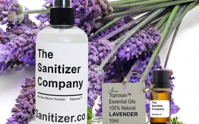 The Sanitizer Company Toprosan Essential Scented Oils: Are they safe for you to use?