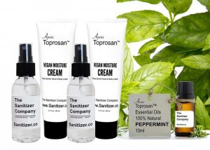 10ml Plant Based Essential Peppermint Scented Oil