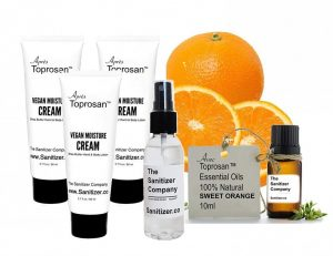 10ml Plant Based Essential Sweet Orange Scented Oil