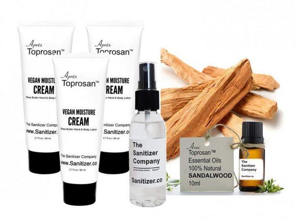 10ml Plant Based Essential Sandalwood Scented Oil